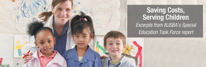 Special Education Costs Force Some >> Saving Money Serving Students New Jersey School Boards Association