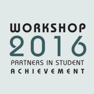 Workshop 2016 Logo