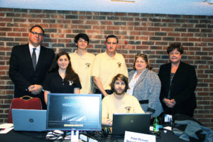 The PALS team from Point Pleasant Borough High School was among the Innovations in Special Education award winners.