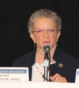 Assemblywoman Mila Jasey