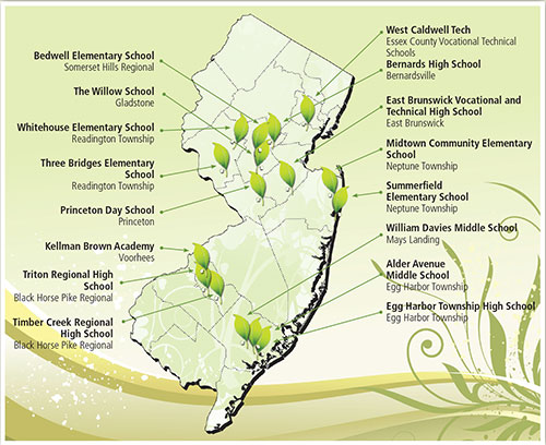 green ribbon school honorees
