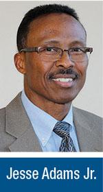 Jesse Adams Jr., NJSBA Field Service Representative