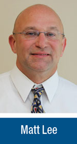 Matt Lee, NJSBA Field Service Representative