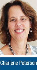 Charlene Peterson, NJSBA Field Service Representative