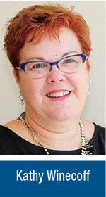 Kathy Winecoff, NJSBA Field Service Representative