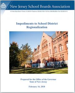 Impediment to School District Regionalization