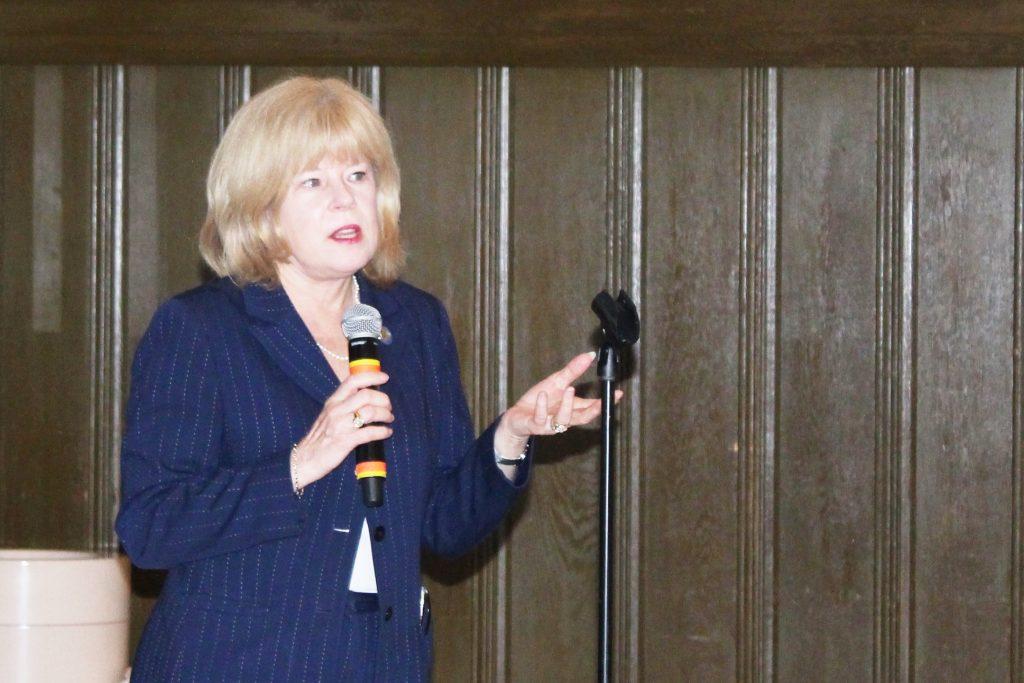 Assemblywoman Nancy J. Pinkin