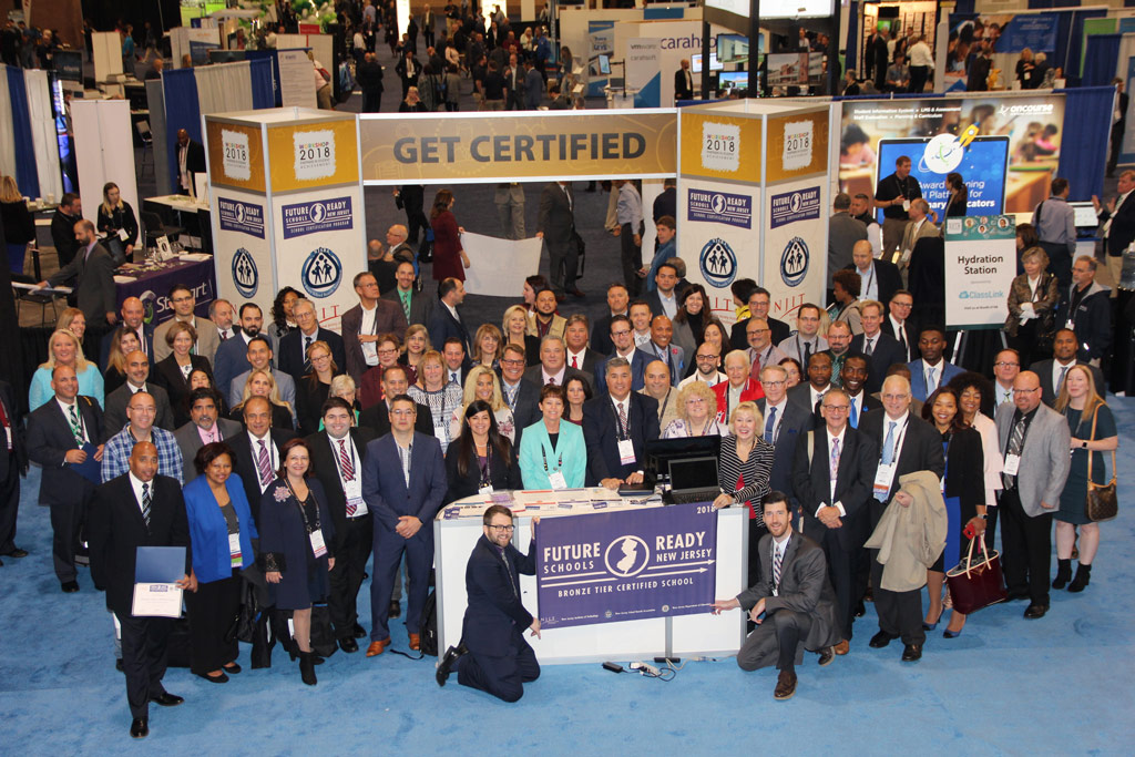 Future Ready Certified Schools Honored At Workshop 2018 New Jersey