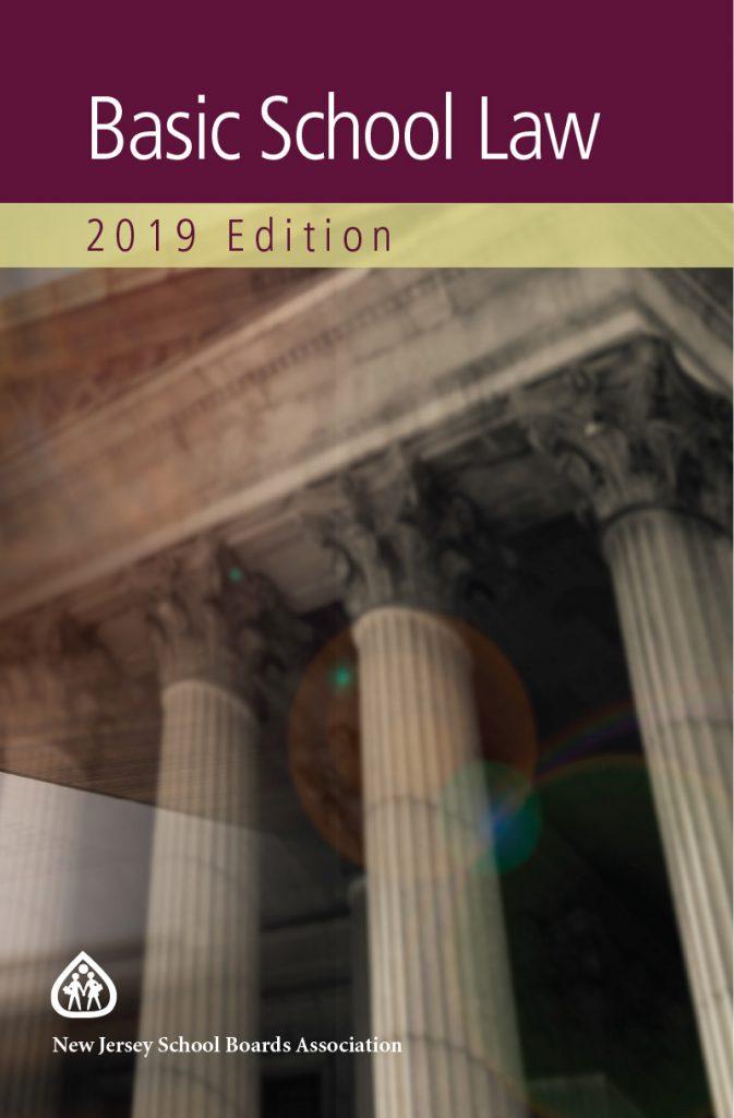 2019 basic school law cover