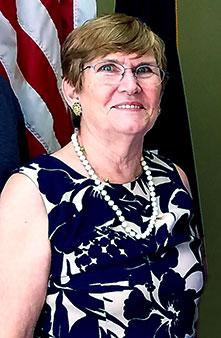 Irene LeFebvre, 2020-2021 New Jersey School Boards Association Board Member of the Year