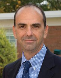 Dr. Matthew Murphy, superintendent of the Ramsey Public Schools