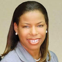 Candidate for NJSBA Vice President for Finance, Tammeisha D. Smith